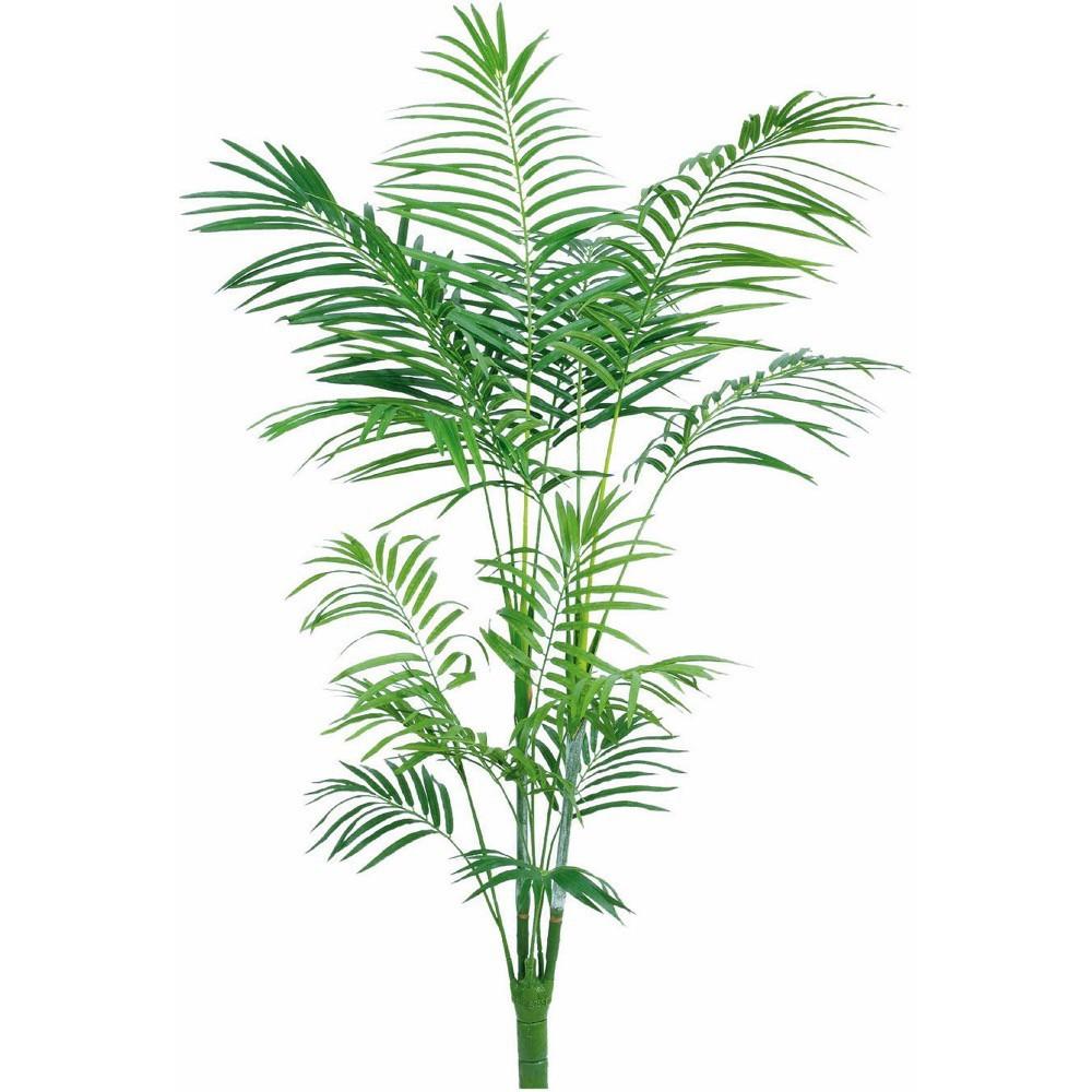 【フェイクグリーン】ニューアレカパーム 150cm アレカヤシ 樹木 【人工観葉植物 大型 観葉植物 造花 光触媒 CT触媒 インテリア】