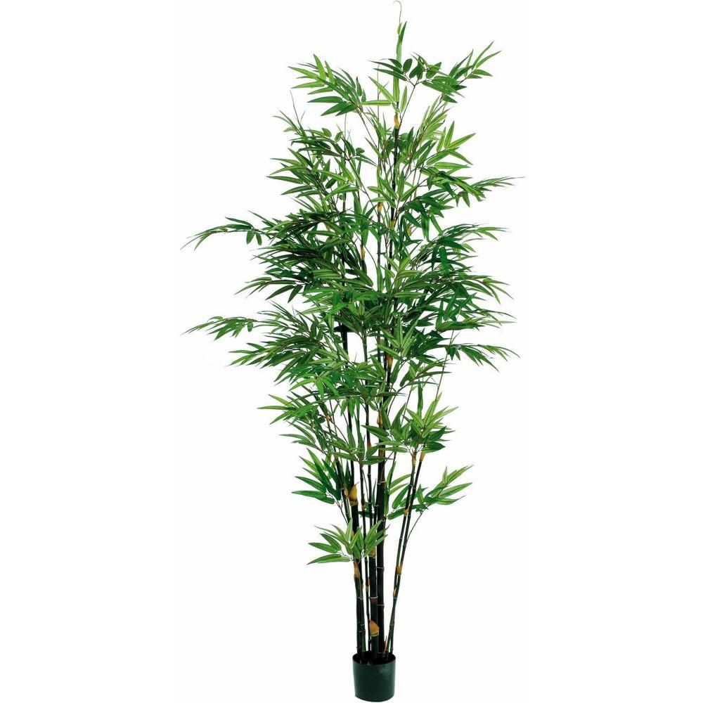 人工観葉植物 大型 クロタケ 180cm 黒竹 【観葉植物 造花 フェイクグリーン 光触媒 CT触媒 インテリア】