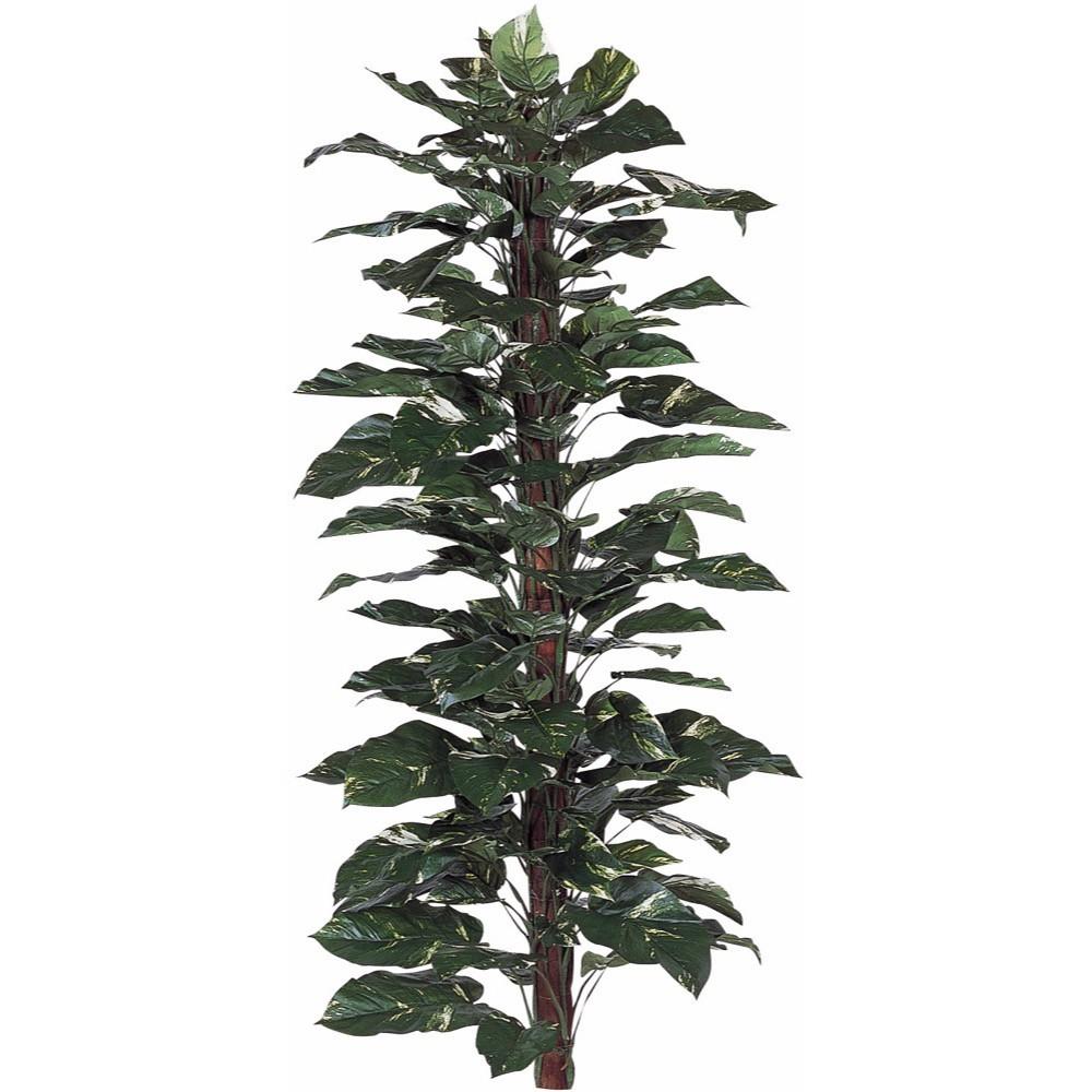 【観葉植物 造花 大型】ポトスヘゴ 170cm 樹木 【人工観葉植物 フェイクグリーン 光触媒 CT触媒 インテリア】