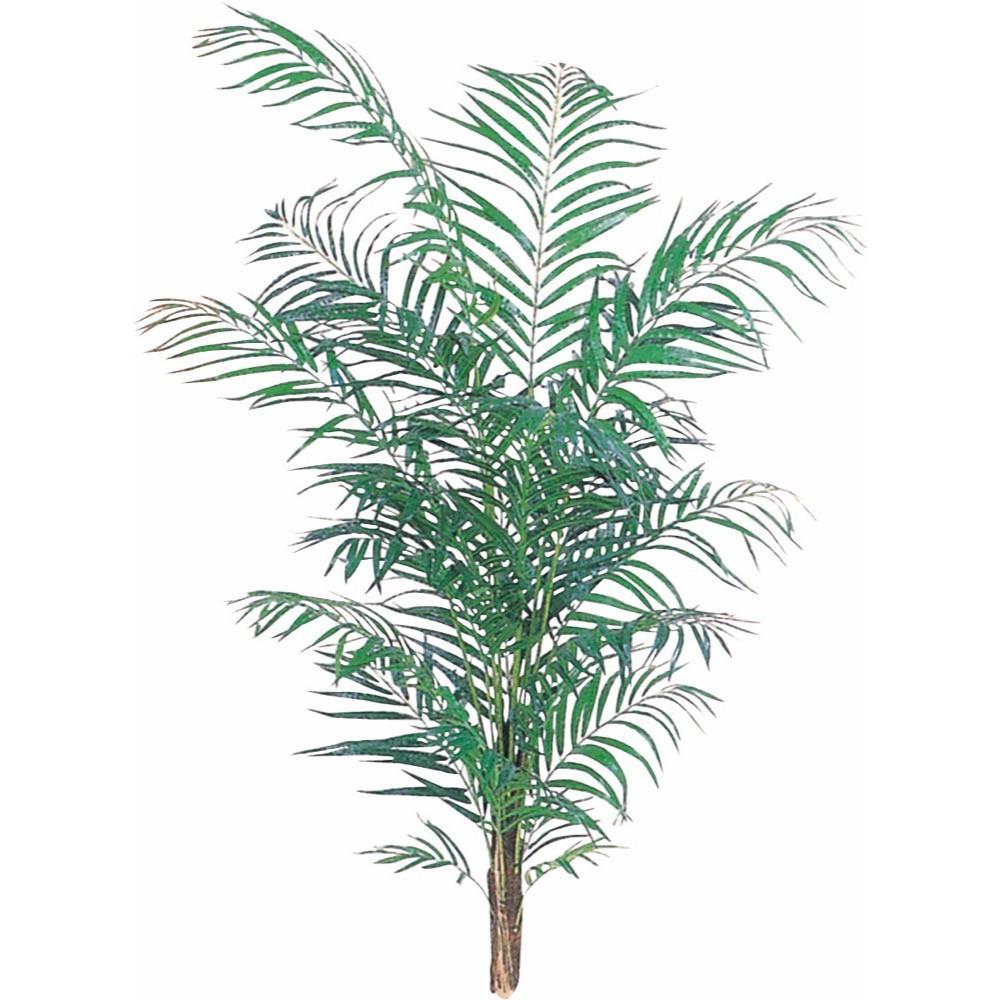 【フェイクグリーン 大型】デラックスアレカパーム 180cm アレカヤシ 樹木 【観葉植物 造花 人工観葉植物 光触媒 CT触媒 インテリア】