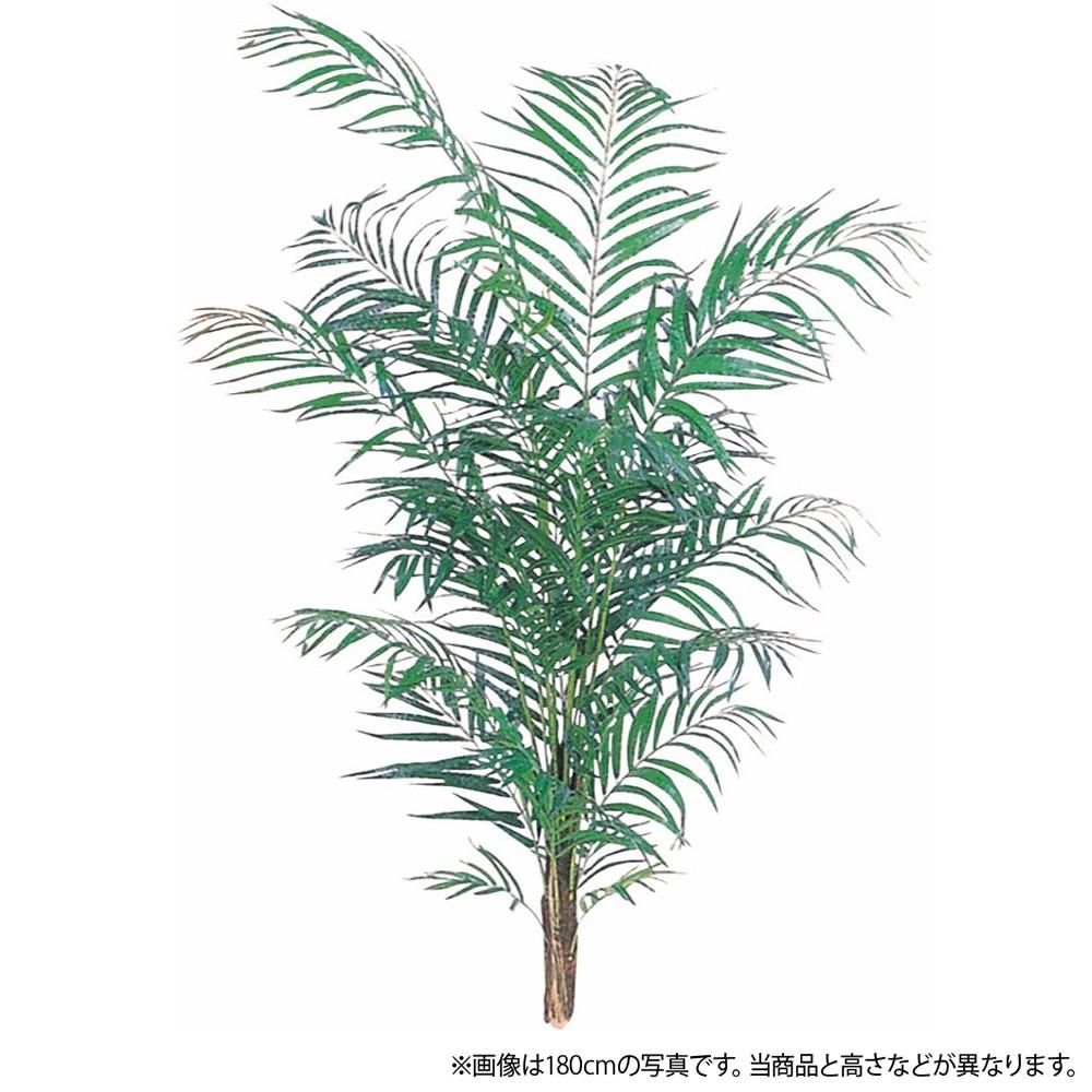 【フェイクグリーン 大型】デラックスアレカパーム 210cm アレカヤシ 樹木 【人工観葉植物 観葉植物 造花 光触媒 CT触媒 インテリア】