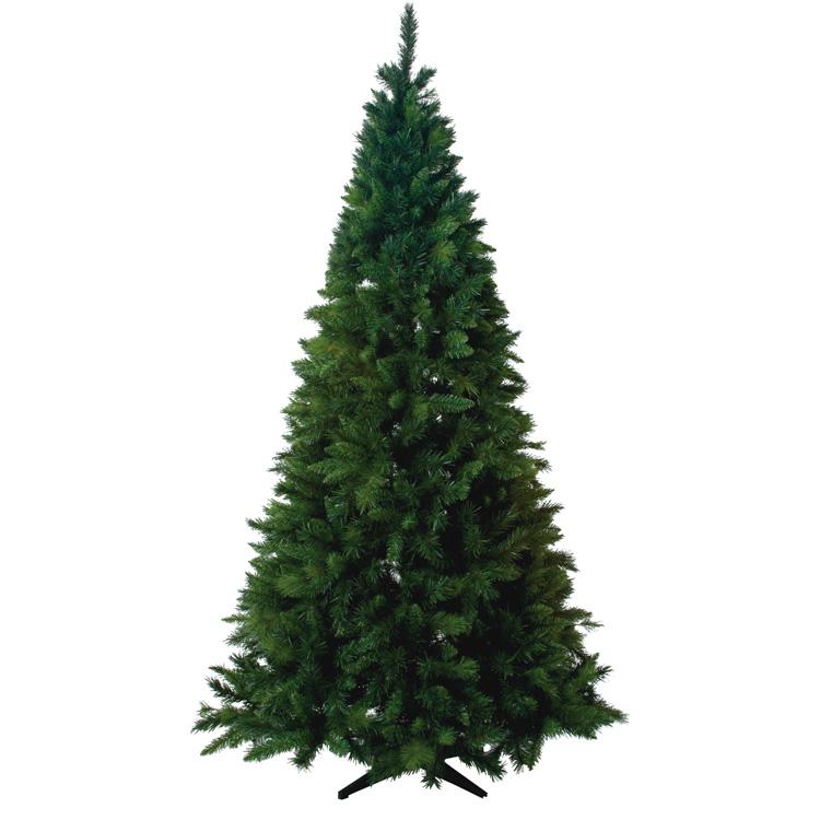240CMミックススリムツリー【クリスマス Xmas 飾り グッズ】