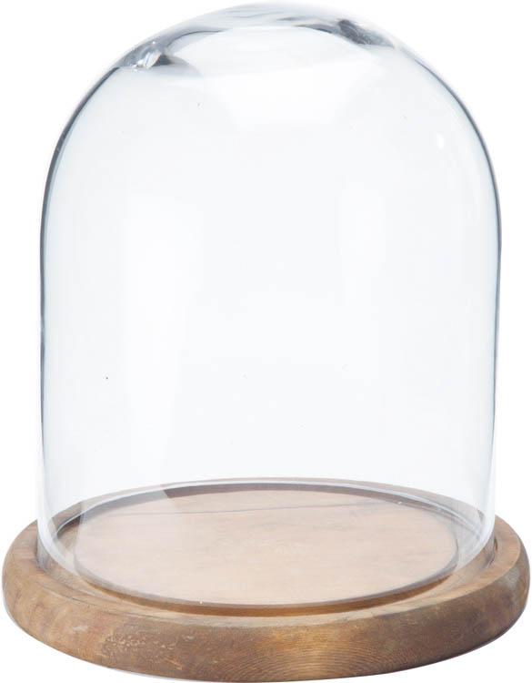 ウッドガラスドーム M