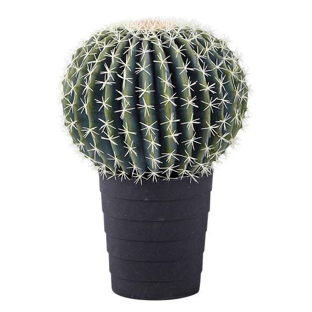 人工観葉植物 フェイクグリーン 観葉植物 造花 大王サボテン 50cm インテリア おしゃれ フェイク グリーン CT触媒 消臭 抗菌 お祝い