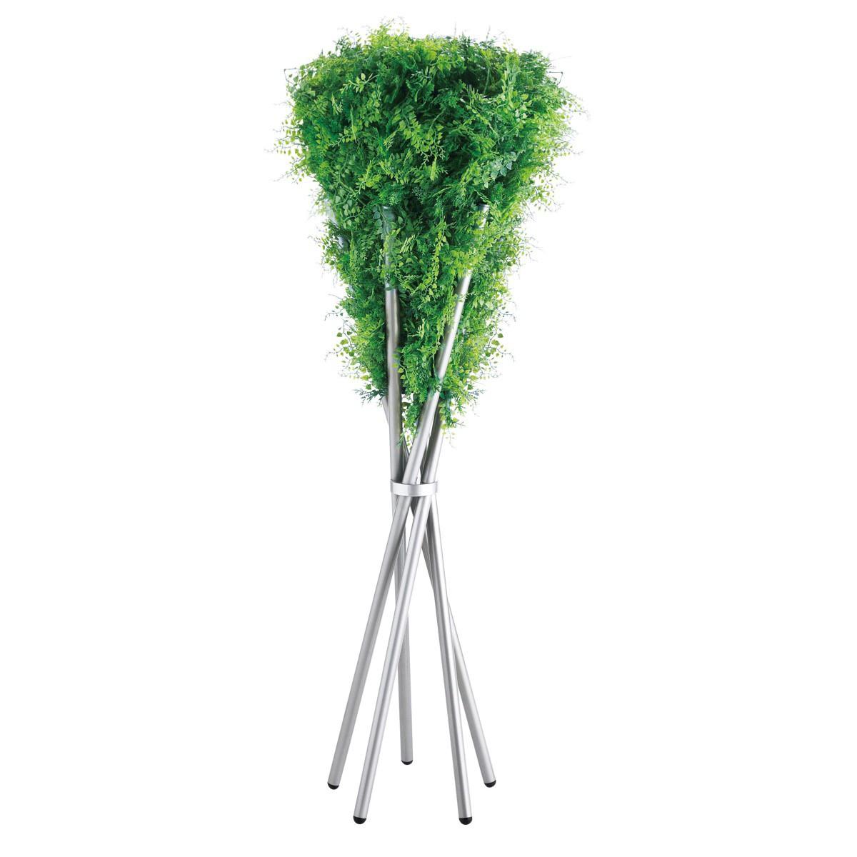 人工観葉植物 フェイクグリーン 観葉植物 造花 大型 松明 たいまつ パーティション1300 組立式 衝立 間仕切 パーテーション インテリア おしゃれ フェイク グリーン