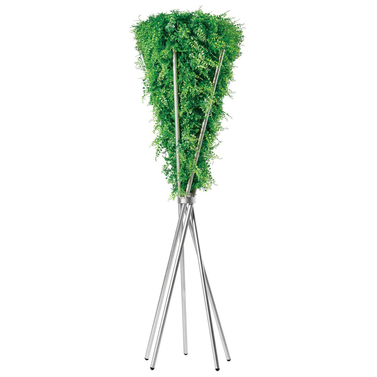 人工観葉植物 フェイクグリーン 観葉植物 造花 大型 松明 たいまつ パーティション1500 組立式 衝立 間仕切 パーテーション インテリア おしゃれ フェイク グリーン