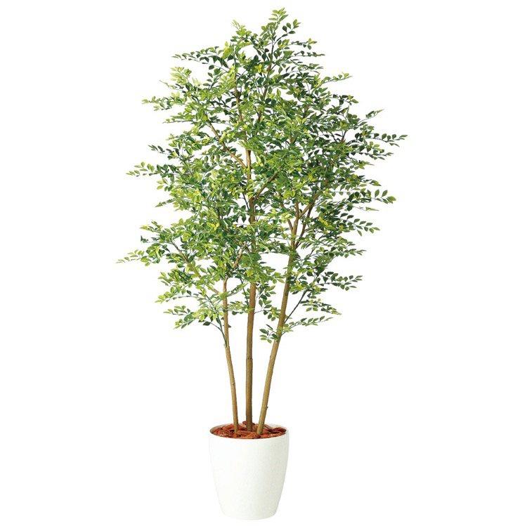 【観葉植物 造花 大型】 ゴールデンリーフ FST 180cm 鉢植 【人工観葉植物 フェイクグリーン 光触媒 CT触媒 インテリア】