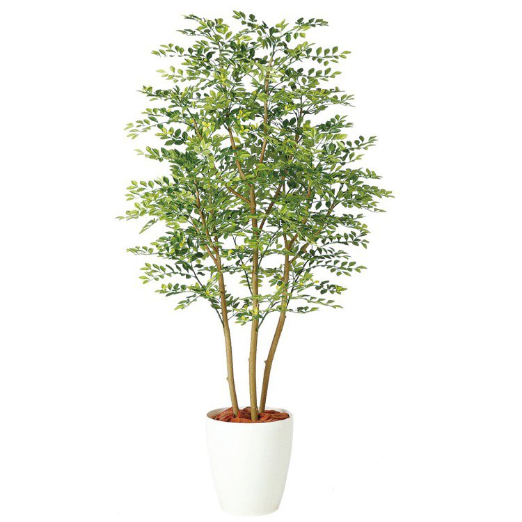 【フェイクグリーン】 ゴールデンリーフ FST 150cm 鉢植 【人工観葉植物 大型 観葉植物 造花 光触媒 CT触媒 インテリア】