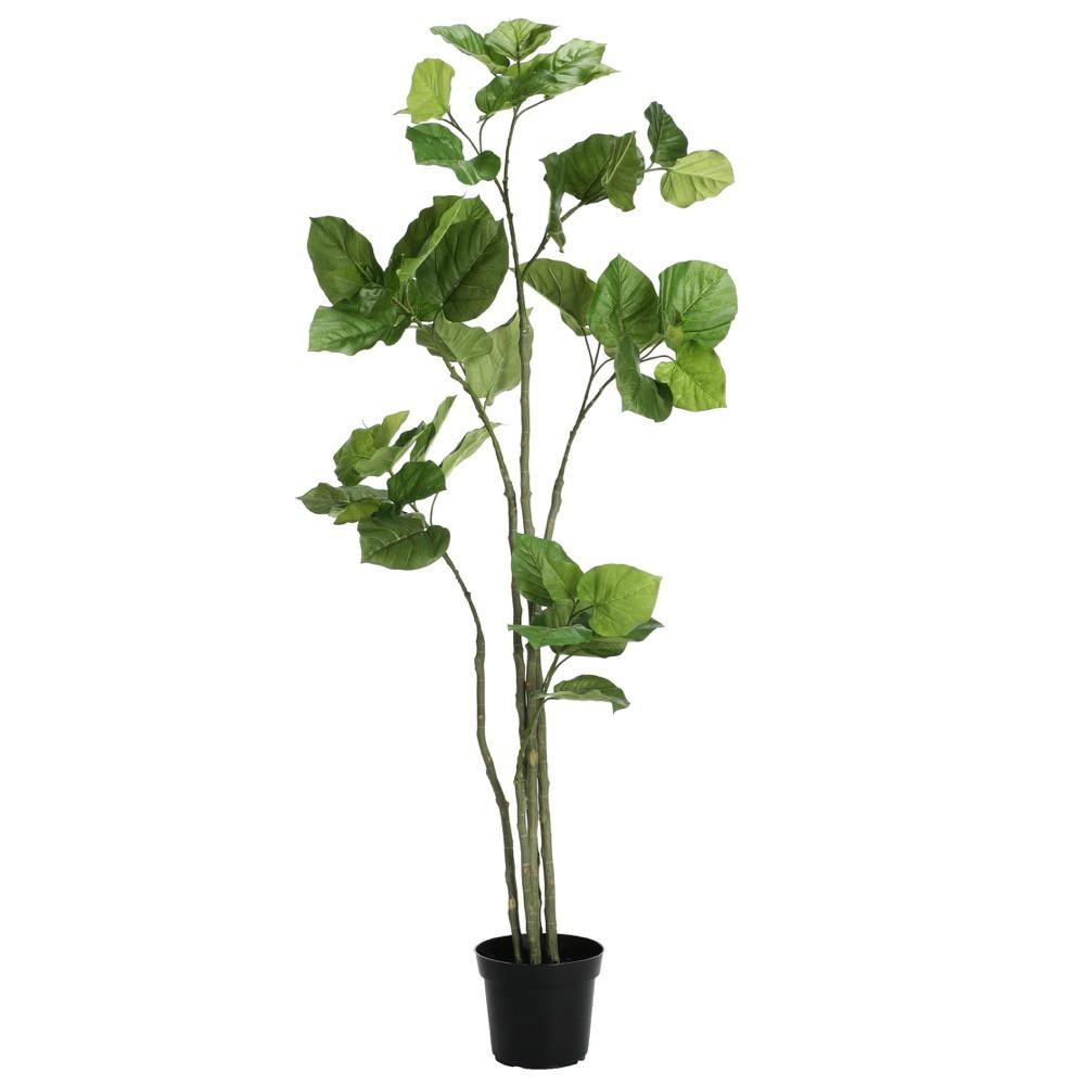 人工観葉植物 フェイクグリーン 観葉植物 造花 造花 造花 光触媒 大型 ウンベラータ 165cm フェイク グリーン インテリア おしゃれ CT触媒 お祝い 61e