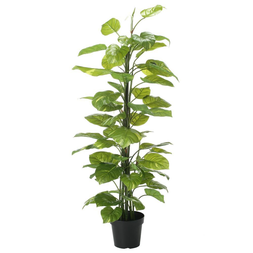 人工観葉植物 フェイクグリーン 観葉植物 造花 光触媒 大型 ジャイアントポトスポット 180cm フェイク グリーン インテリア おしゃれ CT触媒 お祝い