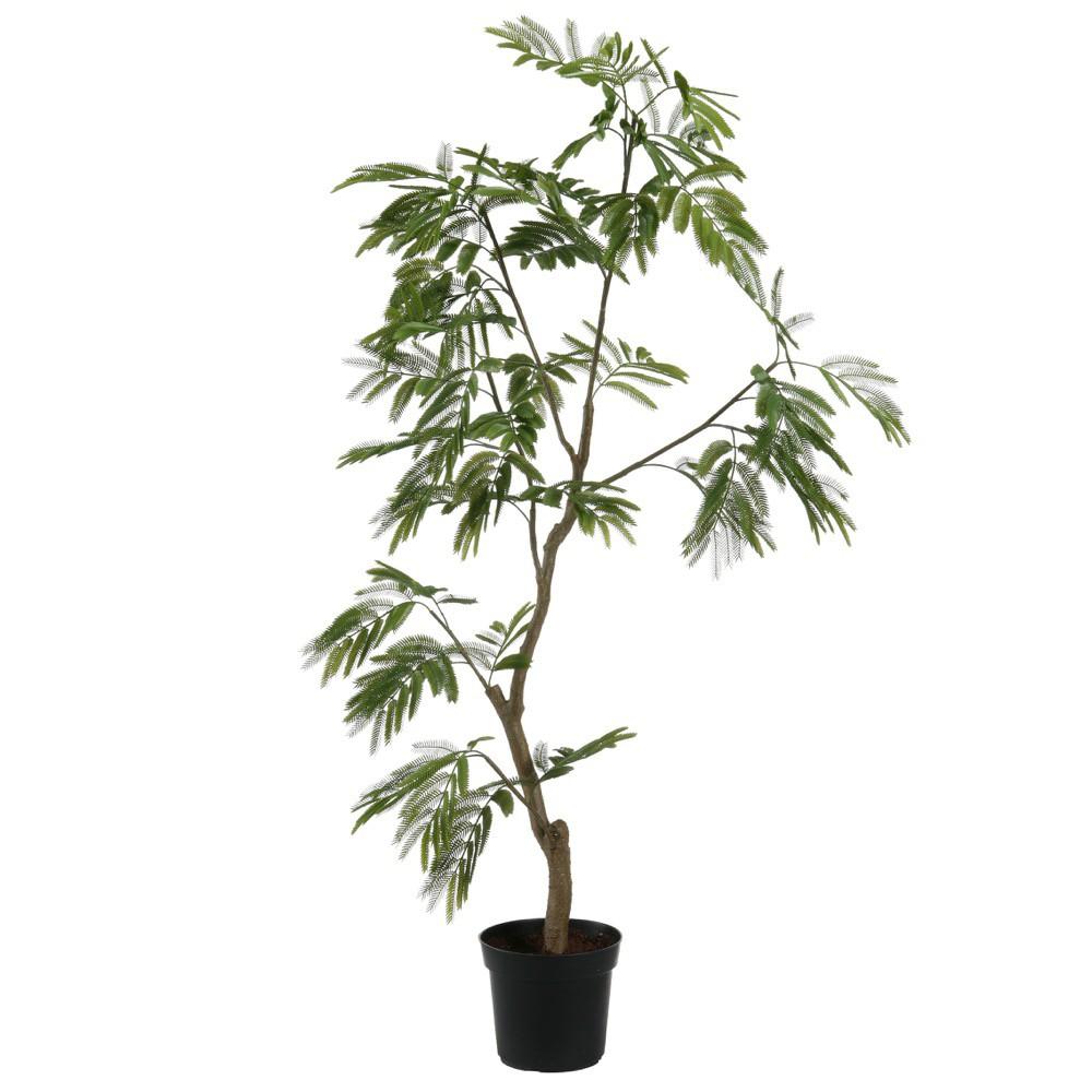 人工観葉植物 フェイクグリーン 観葉植物 造花 光触媒 大型 エバーフレッシュポット 150cm フェイク グリーン インテリア おしゃれ CT触媒 お祝い