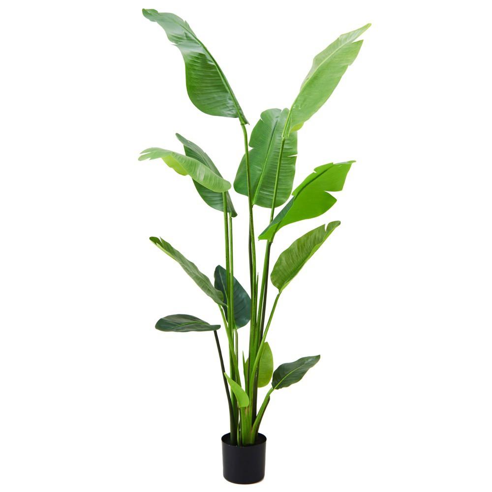 人工観葉植物 フェイクグリーン 観葉植物 造花 光触媒 大型 トラベラーズパームポット 150cm フェイク グリーン インテリア おしゃれ CT触媒 お祝い