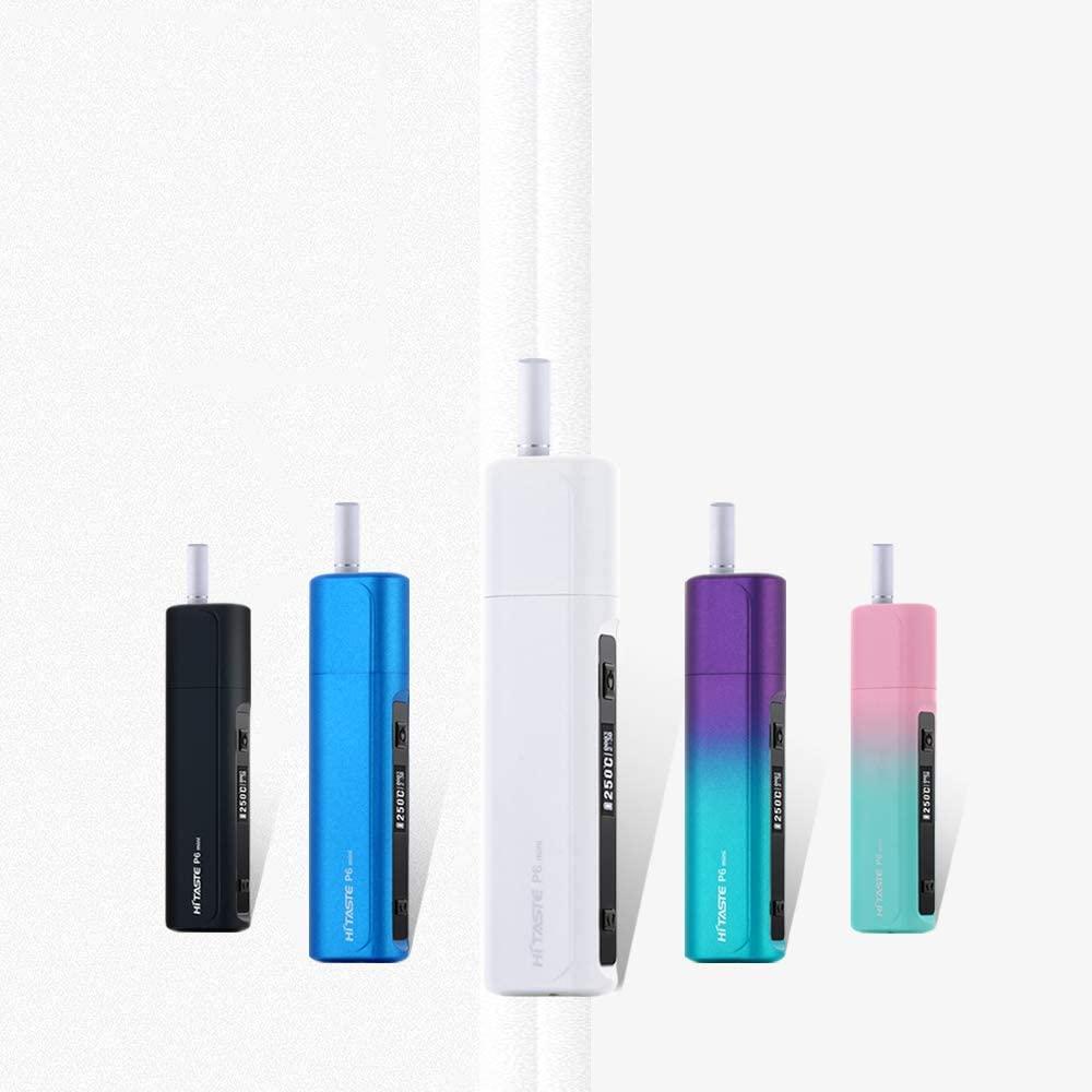 HITASTE P6mini 内祝い 加熱式電子タバコ 温度調整 振動 自動清潔 ディスプレイ表示 6分加熱 互換機 アイコス 連続23本 新作アイテム毎日更新 iQOS 互換