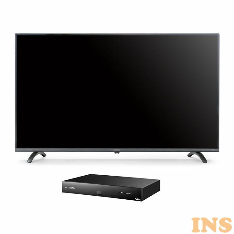 4Kテレビ 55型 音声操作 4K対応チューナーセット品 送料無料 テレビ チューナー セット TV 4K 43V 43型 4K対応 音声操作 アイリスオーヤマ