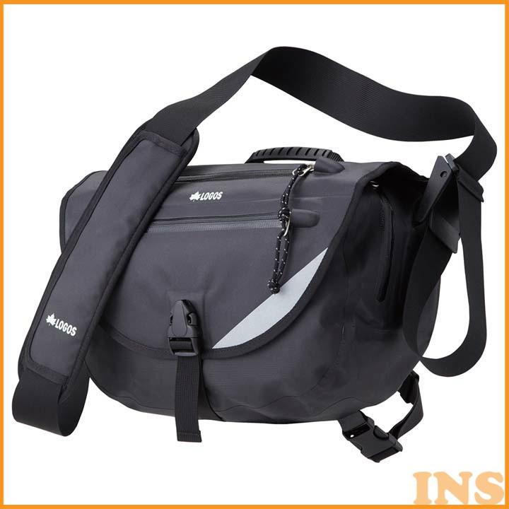 【1/9 20時~エントリーで全品ポイント5倍】BLACK SPLASH メッセンジャー 88200053送料無料 鞄 バッグ サック キャンプ ロゴスBAG 【D】