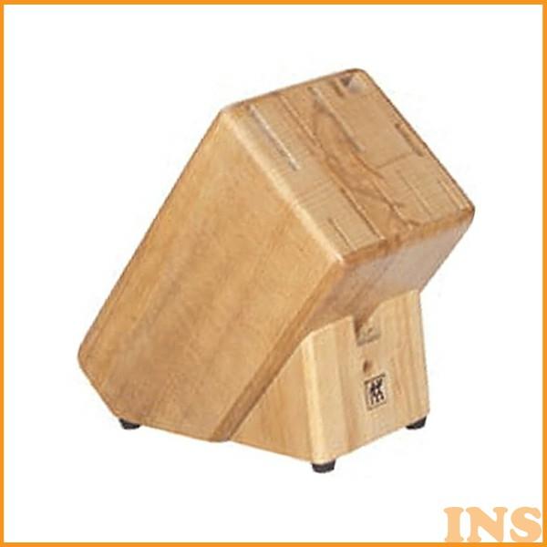 ≪送料無料≫ツヴィリングJ.A.ヘンケルス ナイフブロック(木製) ANI09【en】【TC】[03ss]