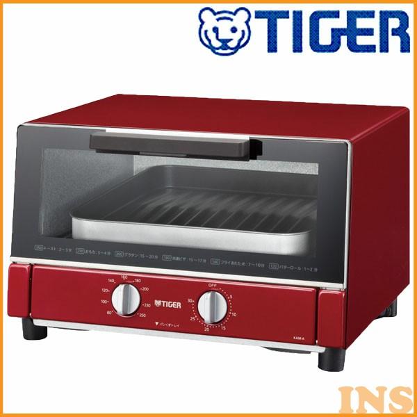 ≪送料無料≫タイガー オーブントースター KAM-A130R(キッチン/TIGER/オーブントースター)【TC】