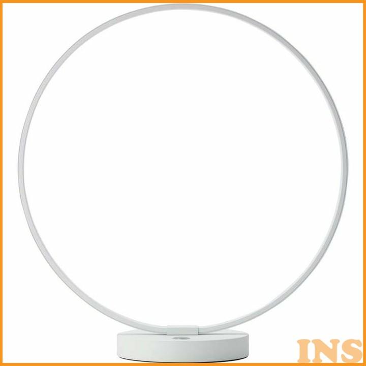 リングタッチセンサーL LEDランプ 20359 送料無料 照明 インテリア 明かり お部屋 ライト イシグロ 【D】[03ss]