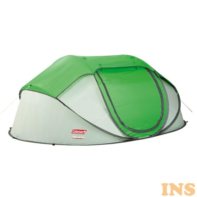 4Pポップアップテント 2000034771 送料無料 キャンプ テント アウトドア コンパクト 簡単 コールマン 【D】