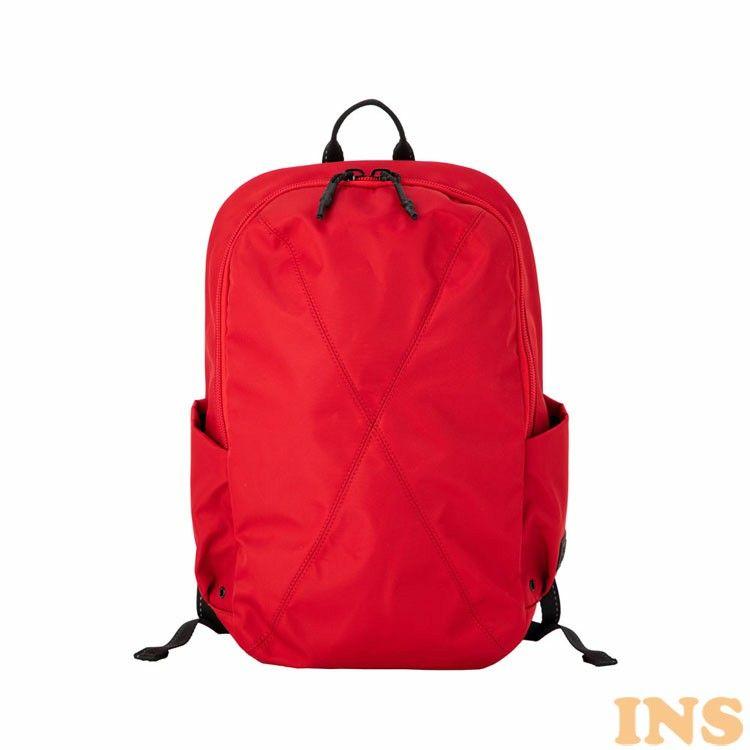 Samsonite RED 軽量 スポーティ メンズ レディース リュック ブランド 男女兼用 カジュアルバッグ デイリーバッグ サムソナイト BIAS HI0 送料無料 S 3 スピード対応 全国送料無料 JACK B バイアスジャック3 日本メーカー新品 レッド 00001 バックパック D