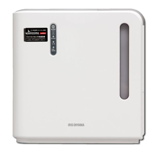 ≪送料無料≫アイリスオーヤマ 気化ハイブリッド式加湿器(イオン有)EHH-700Z-Sシルバー