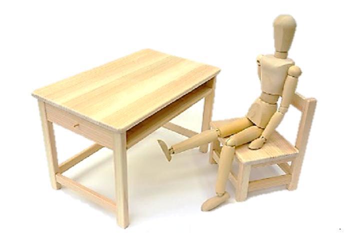 子供椅子 無垢軽量タイプ棚付学習机セット 子育て応援 軽量タイプ子供椅子 2歳から3歳用【お誕生日 入学 入園 プレゼント 子供 机 学習机】【新生活】