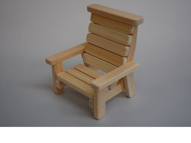 K Ichikawa Child Desk Chair Birthday Present 2 Year Old Handmade