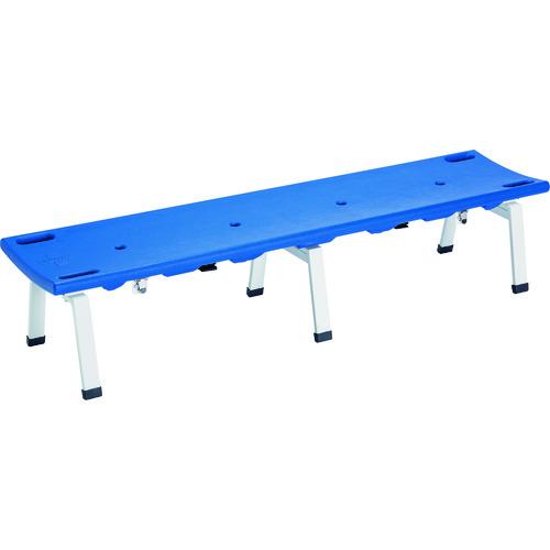 【予約販売品】 テラモト レスキューボードベンチ ブルー BC3091183:キコーインダストリアル-その他