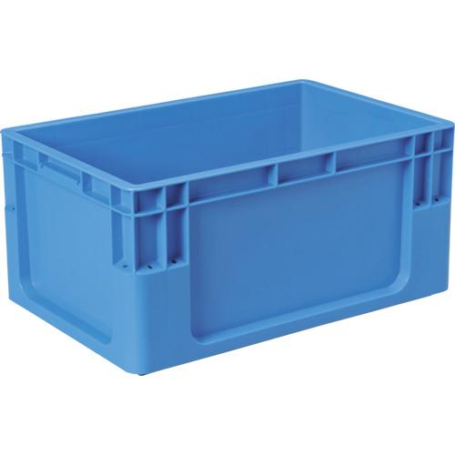 ボックス型コンテナ DIC ブランド品 C型コンテナ C-1 C1 青 外寸:W589×D389×H280 初売り ボックス型