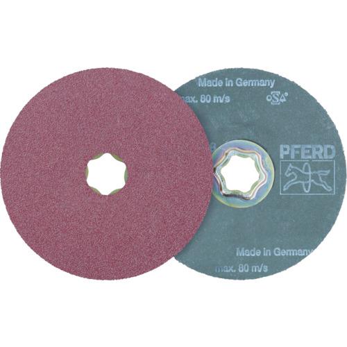 PFERD ディスクペーパー コンビクリック酸化アルミナタイプ 836095