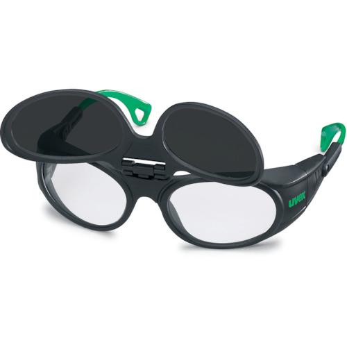 UVEX 二眼型遮光メガネ ウベックス 9104 (遮光度#6) 9104046