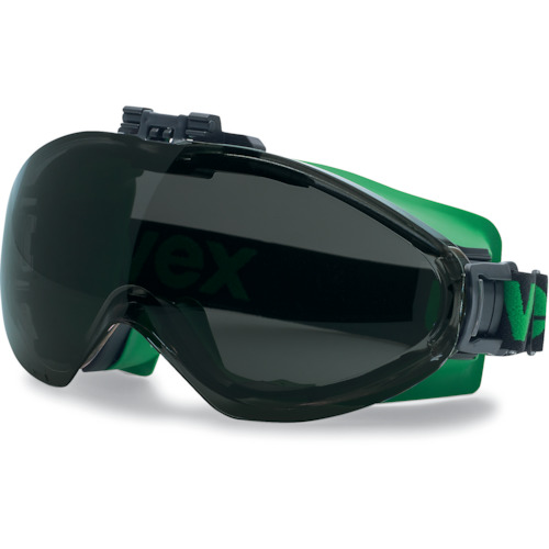 UVEX 遮光ゴーグル ウルトラソニック フリップアップ (遮光度#5) 9302045