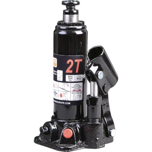配送員設置送料無料 油圧ジャッキ お気に入り バーコ ボトルジャッキ BH4S12