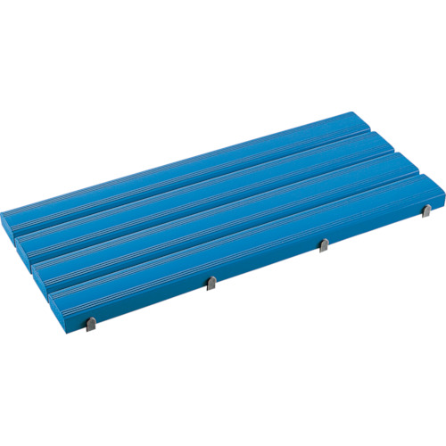 テラモト 抗菌安全スノコ(組立品)400×900青 MR0933113