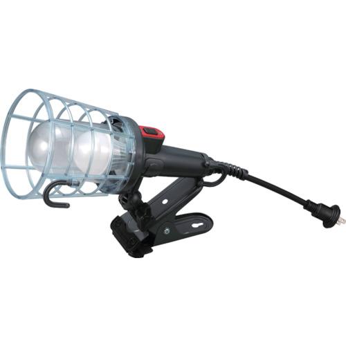 ハタヤ ハタヤ防雨型LEDケイハンドランプ 7W電球型LEDランプクリップ付 LEW0C