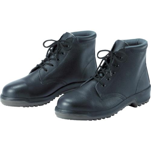 ミドリ安全 安全中編上靴 28.0cm MZ020J28.0
