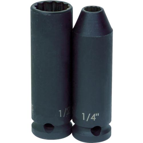 インパクト用ソケット WILLIAMS 3 訳あり商品 8ドライブ 即出荷 ディープソケット 12角 15mm JHW35415 インパクト