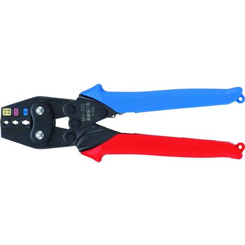 マーベル 圧着工具(絶縁被覆付圧着端子・スリーブ用) MH032