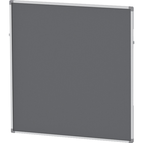 WRITEBEST パーテーション 120×150 グレー PP45V05