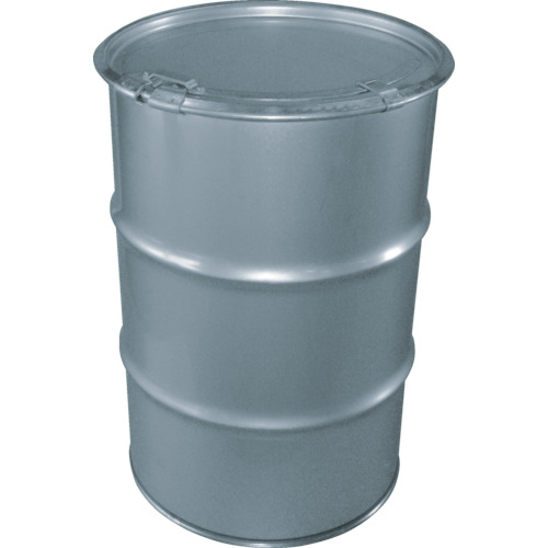 JFE ステンレスドラム缶オープン缶 KD200L