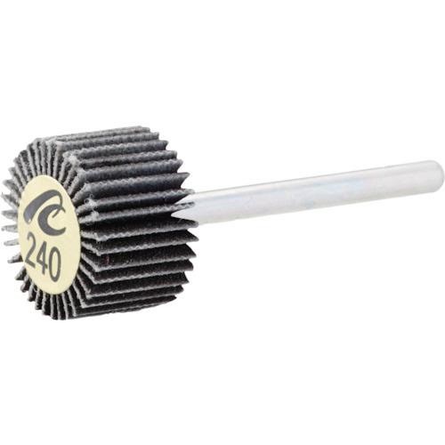 AC マイクロフラップ 軸径3mm #60 外径25×幅10×軸長30 MF251060