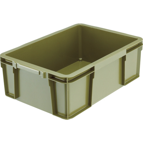 ボックス型コンテナ TRUSCO THC型コンテナ 商品追加値下げ在庫復活 出荷 OD THC23AOD 有効内寸442X298X170