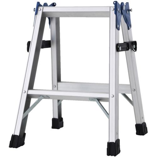 ハセガワ アルミはしご兼用脚立 標準タイプ RD型 2段 RD2.006