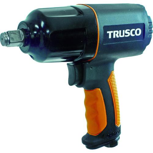 TRUSCO エアーインパクトレンチ 軽量タイプ 差込角12.7mm TAIW1600L