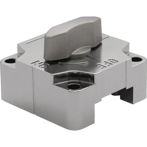 イマオ 角鋼スライドロック(金属ノブ) QCSQ1616S