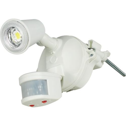 日動 LEDセンサーライト クラブアイ 10W SLSCE10W1P
