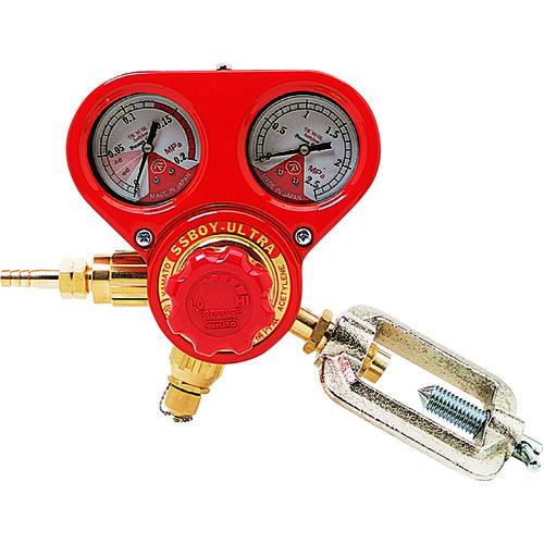 ヤマト 乾式安全器内蔵型調整器 SSボーイウルトラ(AC) SSBUAC