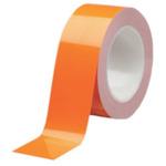 ミドリ安全 ベルデビバハードテープ オレンジ 50mmX20m VHT50OR