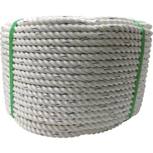 ロープ ユタカメイク 現金特価 ビニロンロープ巻物 激安価格と即納で通信販売 16φ×200m V16200
