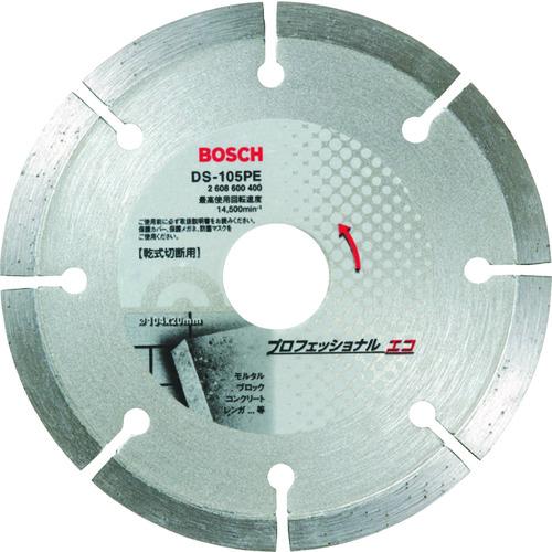 ボッシュ ダイヤホイール 180PEセグメント DS180PE